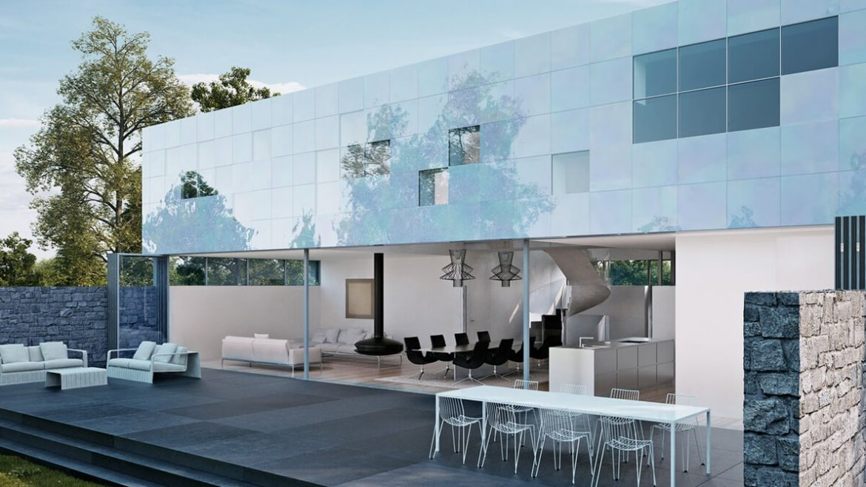 Small minimal house on paterson hill pereti mobili for Mobili minimal home